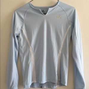 Adidas Long Sleeve Workout Shirt